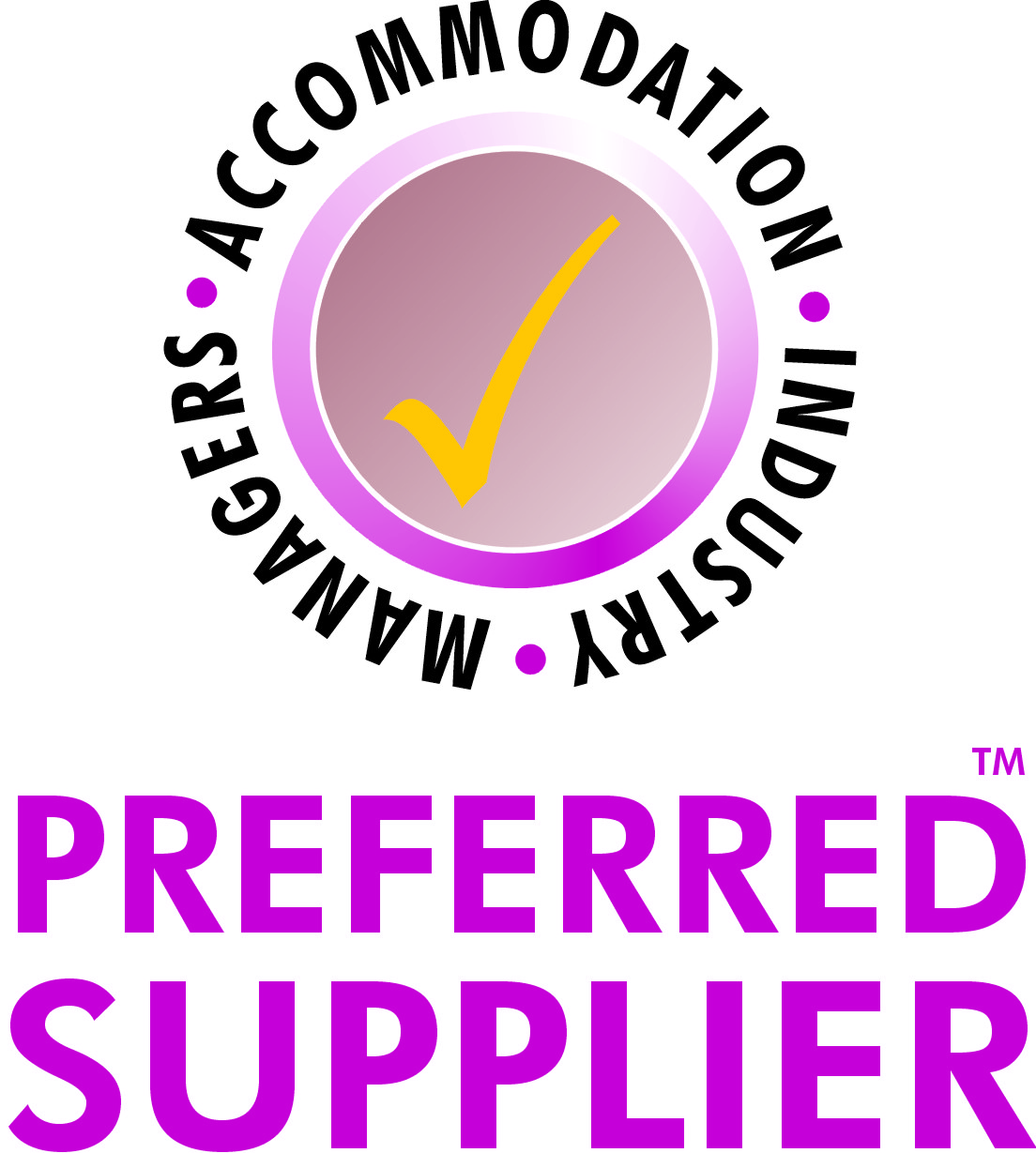 Accommodation Industry Preferred Supplier