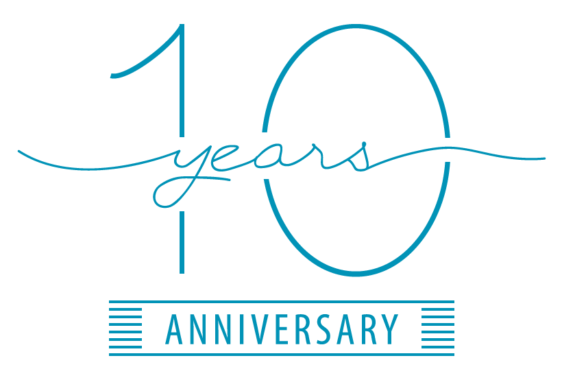 Streamvision 10 year anniversary