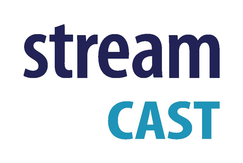 streamCAST Logo